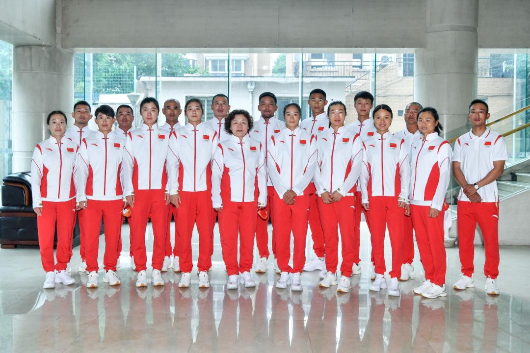 致敬中国帆船帆板队每一位英雄!