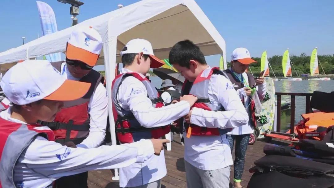 2020家帆赛天津起雲湾站明日开赛