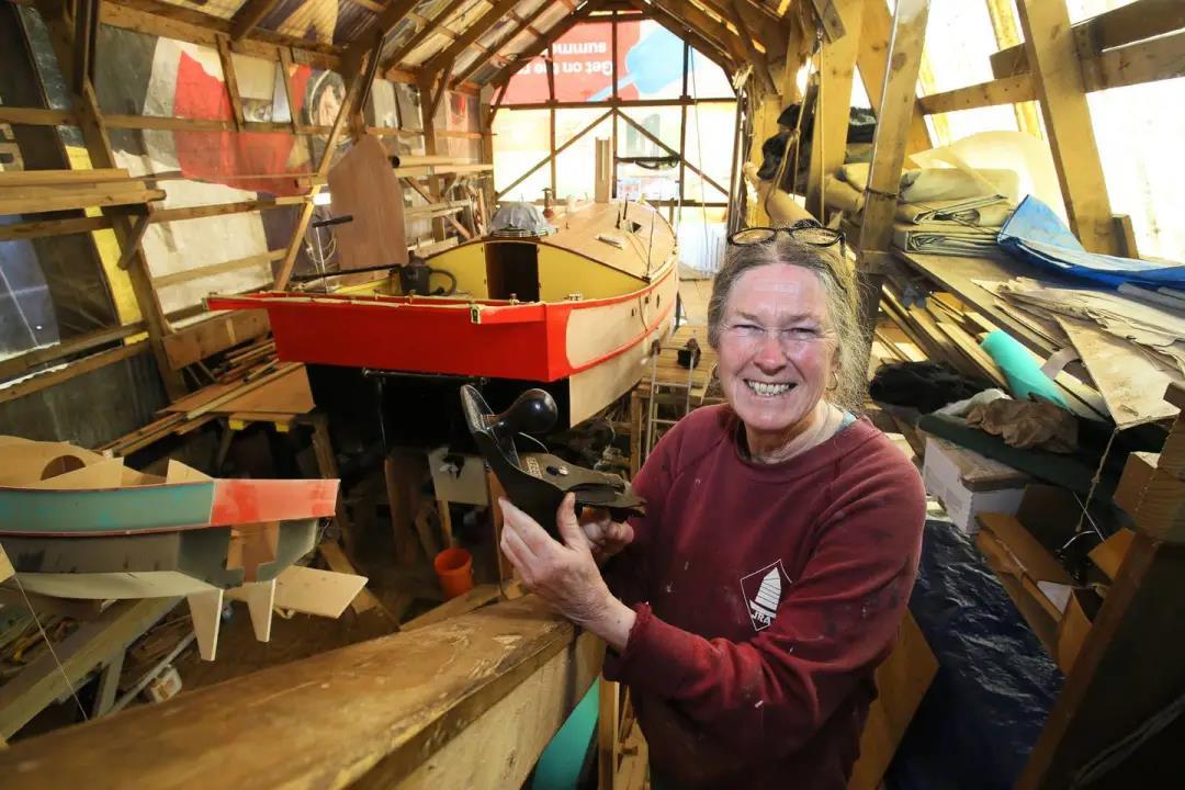 安妮·希尔与中式帆船的故事(上)