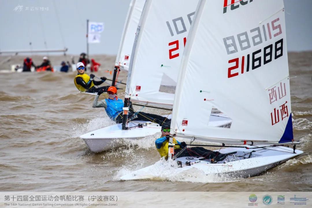 第十四届全运会帆船比赛(宁波赛区)资格赛结束 129名运动员将角逐决赛8个小项名次