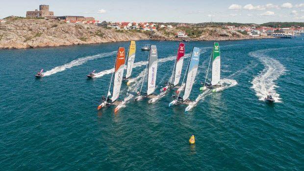 世界帆船对抗巡回赛:1v1的狂欢派对 | 世界帆船赛事巡礼⑨
