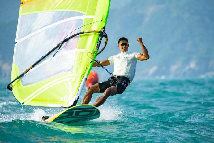 2020年全国帆板冠军赛闭幕 万宁借赛事推动体旅融合发展