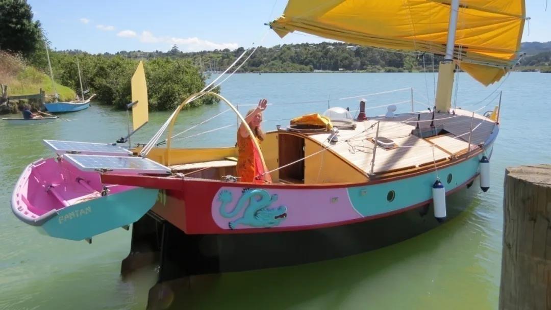 安妮·希尔与中式帆船的故事(下)
