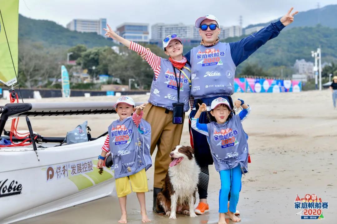 18座城市22站比赛 2021中国家庭帆船赛赛历公布