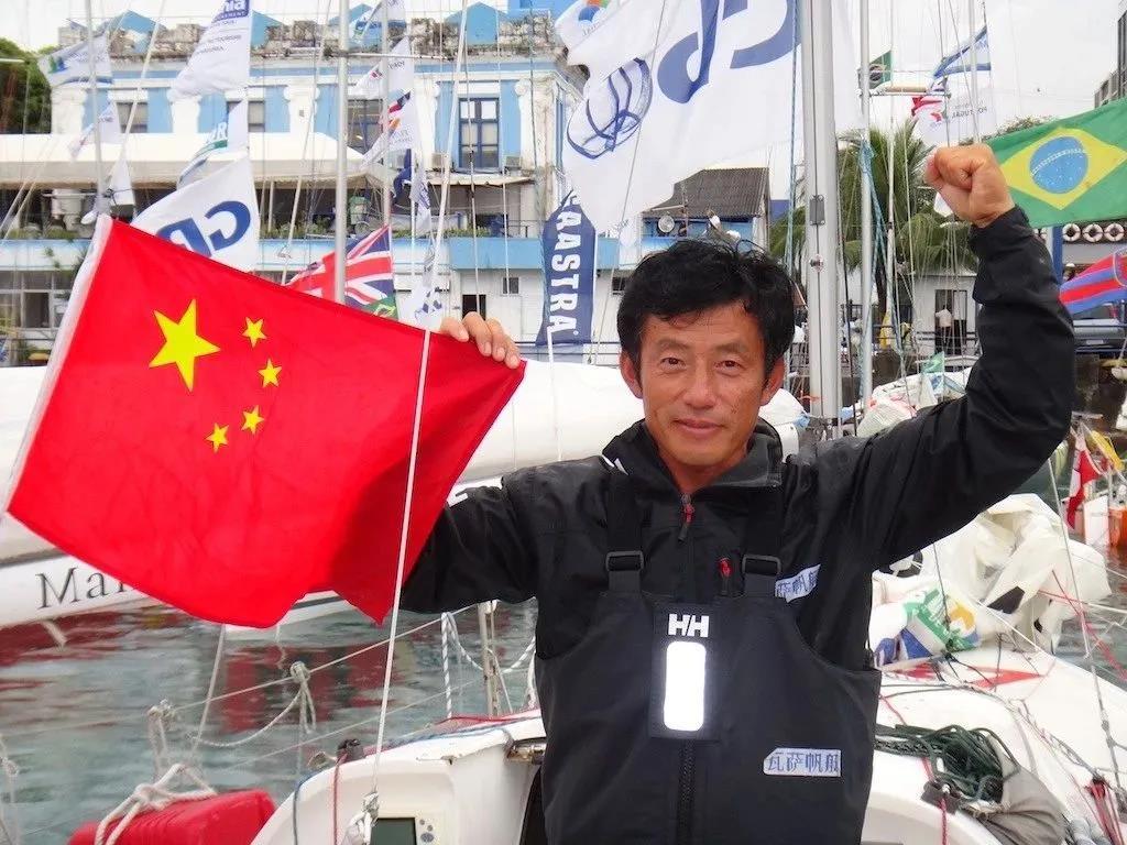 永远的船长—— 纪念旅行家、航海家郭川