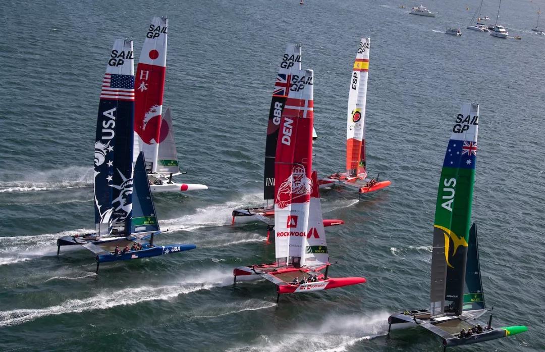 国际帆船大奖赛:一个有钱任性的脑洞变现故事 | 世界帆船赛事巡礼⑩